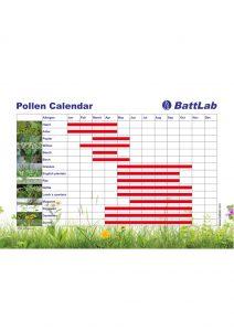 pollencalendar